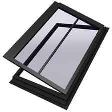 New Ceiling Window